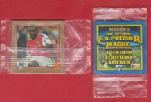 Arsenal Sol Campbell England (UO)